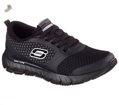 SKECHERS Women's Soleus - Intriguing Notion Black Sneaker 8.5 B - Medium - Skechers sneakers for women (*Amazon Partner-Link)