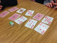 The Research Based Classroom: Help Your Neighbor - Addition to 12 Game
