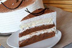 Sacher torta koja je bolja od kupovne i koja se doslovce topi u ustima! Cake Roll Recipes, Dessert Recipes, Chocolate Desserts, Chocolate Chip Cookies, Kolaci I Torte, Torte Cake, Sweet Cakes, Christmas Desserts, No Bake Cake