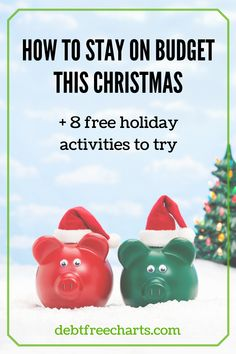 Prepare for a debt-free Christmas with these tips and tricks. Plus eight fun holiday activities to do for FREE. Use these Christmas budgeting tips to not be overwhelmed this holiday season. Christmas Planning, Christmas On A Budget, Holiday Fun, Money Tips, Money Saving Tips, Amazon Credit Card, Christmas Charts, The Grinch Movie, Christmas Eve Service