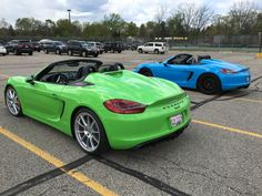 Click the image to open in full size. Boxster Spyder, Porsche Boxster, Porsche Sports Car, Porsche Cars, Red Bull F1, Amazing Cars, Cool Cars, Dream Cars, Ferrari