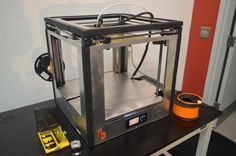 Readybox Uses The Other Method To Achieve Fast 3D Printing #3DPrinting