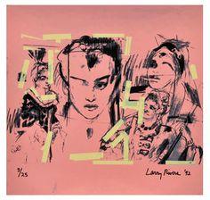 Larry Rivers Print #2