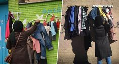 Iran – Cet hiver, des iraniens ont spontanément développés une forme de solidarité originale pendant les fêtes de fin d'année 2015 pour venir en aide à ceux dans le besoin : les murs de…