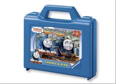 Thomas & Friends - Thomas & Hiro - 35 Piece Jigsaw Puzzle