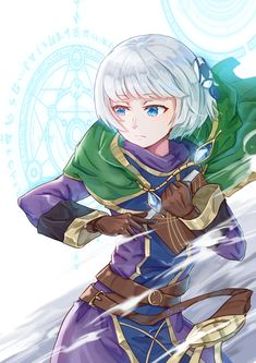 Meteora from Re:Creators Waifu Dark Fantasy Art, Fantasy Girl, Character Concept, Character Design, 2017 Anime, Anime Version, Anime Nerd, Anime Stickers, Manga Games