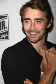 Lee Pace. Yay!