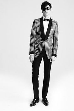 Tom Ford Menswear Collection &  More Luxury Details