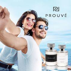 A képen a következők lehetnek: 2 ember, túra/szabadtéri Perfume, Mirrored Sunglasses, Dupes, Essential Oils, Fragrance