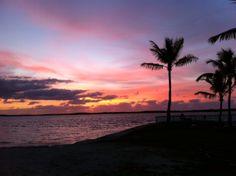 4 April 2014 Key Largo sunrise