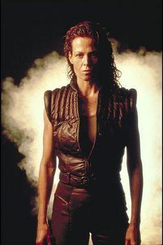Still of Sigourney Weaver in Alien: Resurrection (1997)
