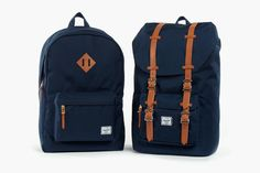 10a2bd6c32 Mark McNairy for Herschel Suppy Co. Backpacks