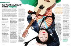 magazine editorial layout - Google Search