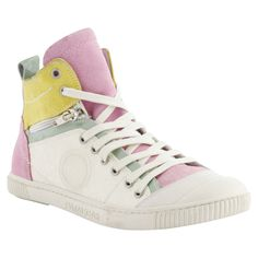 Pataugas - #Sneakers BANJOU/MC en cuir pailleté et veau velours, 145,00€ http://www.pataugas.com/product-id/22693#article=22692