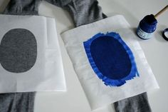 Love this #DIY project (coloured elbow patches!) from the lovely ladies at 3191milesapart.com 21 October 2012 SCB