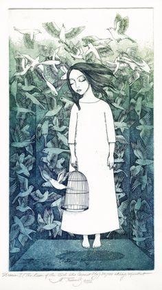 Marina Terauds *** Dreams. - Галерея романтичной москвички