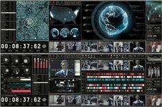 ROBOCOP CASE STUDY | Perception | Design Animation VFX