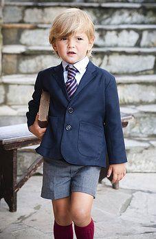 81a3b04a5 27 Best Boy's School Uniform - Kindergarden images | Boy Clothing ...