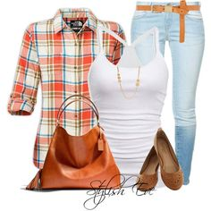 Stylish Eve Fall 2013 Outfits: Fall for Plaid