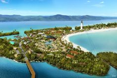 (PHOTO: Norwegian Cruise Line) Beautiful places you can only visit on a cruise:  Harvest Caye, Belize  Launching in November 2016, Harvest Caye in Southern Belize will allow Norwegian Cruise Line passengers to immerse themselves in natural beauty and culture on the 75-acre oasis featuring an expansive pool with a swim-up bar, salt-water lagoon for water sports, exclusive seven-acre beach and exciting shore excursions, ranging from zip lining across the island to snorkeling the world's ...