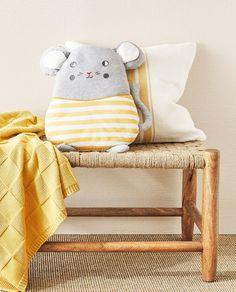 ZARA HOME Zara Home España, 4 Kids, Kids Bedroom, Improve Yourself, Throw Pillows, Interior Design, Chair, Furniture, Home Decor