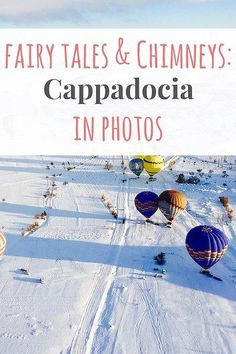 A Guide to Winter Travel in Cappadocia, Turkey from Passport & Plates | http://passportandplates.com