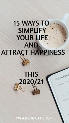 Now more than ever is the best time to totally simplify your life and attract the happiness you deserve! See best tips to simplify your life once and for all! Self Development, Personal Development, How To Become Happy, Good Employee, In Case Of Emergency, Contentment, Self Improvement Tips, Staying Positive, Setting Goals