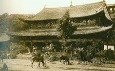 文史網 – 老照片:消逝在歷史中的畫面,北京城百年前最常見生活