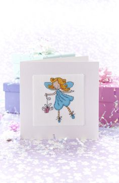 We can imagine one or two little princesses would love this card on their birthday! http://www.myfavouritemagazines.co.uk/stitch-craft/cross-stitch-collection-magazine-back-issues/cross-stitch-collection-september-13/