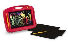 Scratch Art Portable Light Box $19.99    Review Price on Special Scratch Re-Stock $$ ??