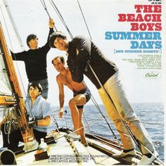 """The Beach Boys-The first album they recorded with """"The Wrecking Crew"""" (greatest studio musicians)!!"""