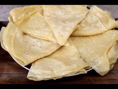 Msemen kabyle recette facile | Recettes faciles, recettes rapides de djouza