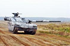 CV90120-T Light tank image (Sweden)