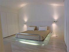 Verlichting slaapkamer - werken met led