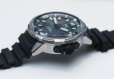 IWC Aquatimer Automatic 2000 Watch Hands-On