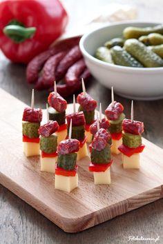 Polish Skewers - Finger food, Party food
