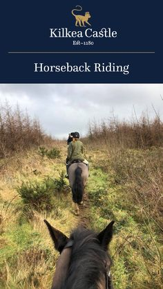 Come gallop through the heartland of equestrian Ireland with us. Experience memorable horseback riding and discover the thrill of uncovering the stunning countryside while on horseback. One of the many Estate Activities available at Kilkea Castle.