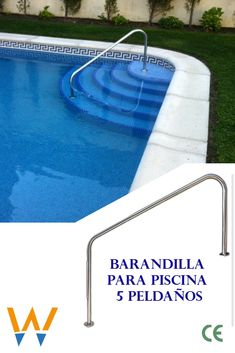 Pool Steps Inground, Swimming Pool Steps, Jacuzzi, Small Pool Design, Dream Pools, Outdoor Living, Outdoor Decor, Splish Splash, Garden Pool