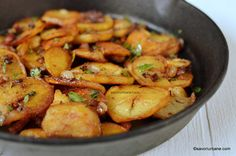 Kung Pao Chicken, Shrimp, Potatoes, Ethnic Recipes, Food, Fine Dining, Fried Potatoes, German, Food Food
