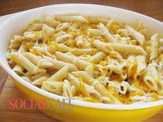 Easy Cheese Pasta Bake