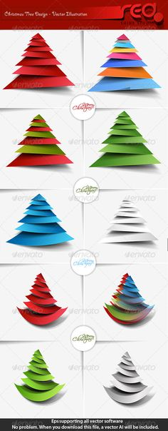 Christmas Tree Bundle  #GraphicRiver         Vector Ai, eps with High Resolution Jpg files included. Collection of 10 vector trees. You can easily recolor and re-size them as you need. All trees are in separate layers. Each trees has a separate Jpg & Vector Folder.   This file contains: Vector EPS 10, AI Illustrator Cs Version Well layered objects.                     Created: 26 November 13                    Graphics Files Included:   JPG Image #Vector EPS #AI Illustrator…