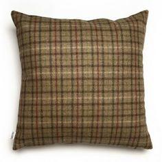 Balmoral Tweed Cushion