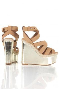 Olympian shoes
