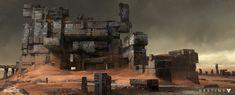 Destiny: Early Vex Exploration, Dorje Bellbrook on ArtStation at http://www.artstation.com/artwork/destiny-early-vex-exploration-98040acb-1fe0-4b9f-9803-bbaa0bb561bc
