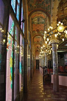 Barcelona 2013 - Palau de la Musica