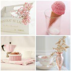 soft pink sweets n' treats