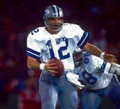 Roger Thomas Staubach -Dallas Cowboys