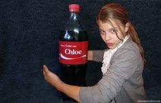 Sharing A Coke With Chloe Moretz | Chloe Moretz Hot Wallpapers