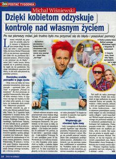 """W """"Życiu na gorąco"""" z dnia 14 czerwca 2018r. ukazał się artykuł, w którym Michał Wiśniewski skomentował kwestię ogłoszenia upadłości konsumenckiej oraz sposób dojścia do rozwiązania jego wszelkich problemów finansowych. Ponadto nawiązał do podjętej współpracy z Mecenas Anną Bufnal. Lider zespołu """"Ich Troje"""" stwierdził, że """"Wstyd to kraść, a nie przyznać się do błędu"""". Czy te słowa posłużą dla innych, jak wskazówka do wzięcia spraw w swoje ręce i podjęcia walki o oddłużenie? Tromso, Baseball Cards, Sports, Hs Sports, Sport"""