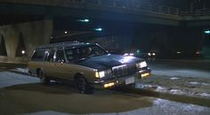 "The flat tire that begins the adventure in ""Adventures in Babysitting"" happen on the Dan Ryan Expressway, Monroe Ave. exit in downtown Chicago."